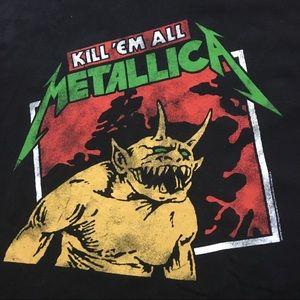 Metallica Kill em All Tee